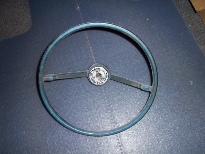 Old Muscle Cars For Sale >> 1964 Falcon Steering Wheel - Ford Muscle Forums : Ford Muscle Cars Tech Forum