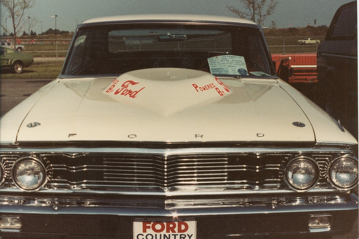 Chevy Muscle Cars >> 64 Ford Galaxie Lightweight - Ford Muscle Forums : Ford Muscle Cars Tech Forum