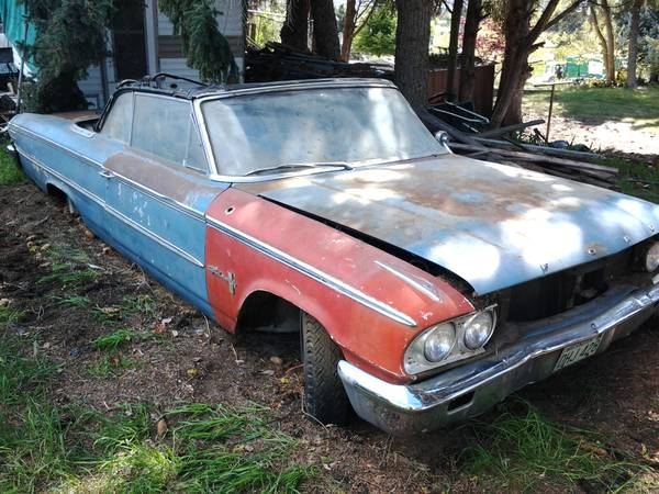 63 galaxie on craigslist in WA - Ford Muscle Forums : Ford
