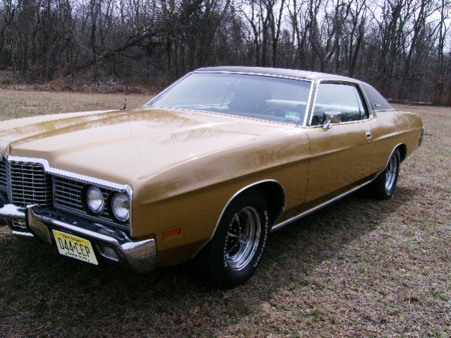 For Sale 1972 Galaxie 500 - Ford Muscle Forums : Ford ...