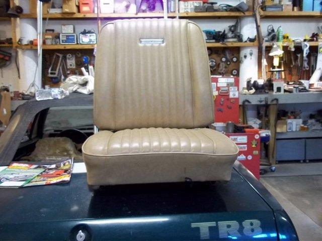 Ford Muscle Cars >> Falcon/Comet Bucket Seats - Ford Muscle Forums : Ford Muscle Cars Tech Forum