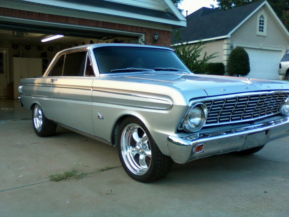 1964 hardtop done pretty much anyhow ford muscle. Black Bedroom Furniture Sets. Home Design Ideas