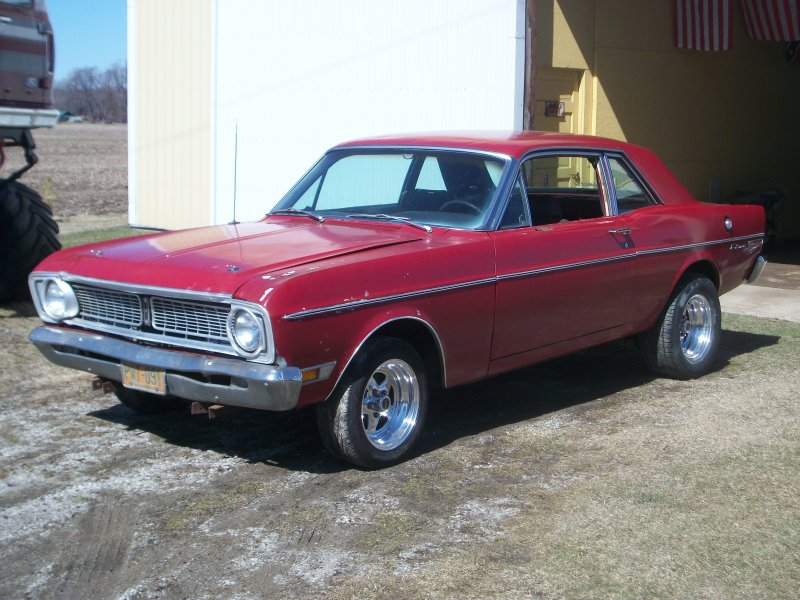 1968 falcon futura back from the dead ford muscle. Black Bedroom Furniture Sets. Home Design Ideas