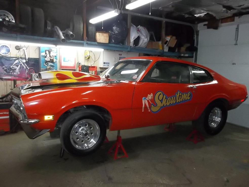 1971 Drag Maverick Ford Muscle Forums Ford Muscle Cars