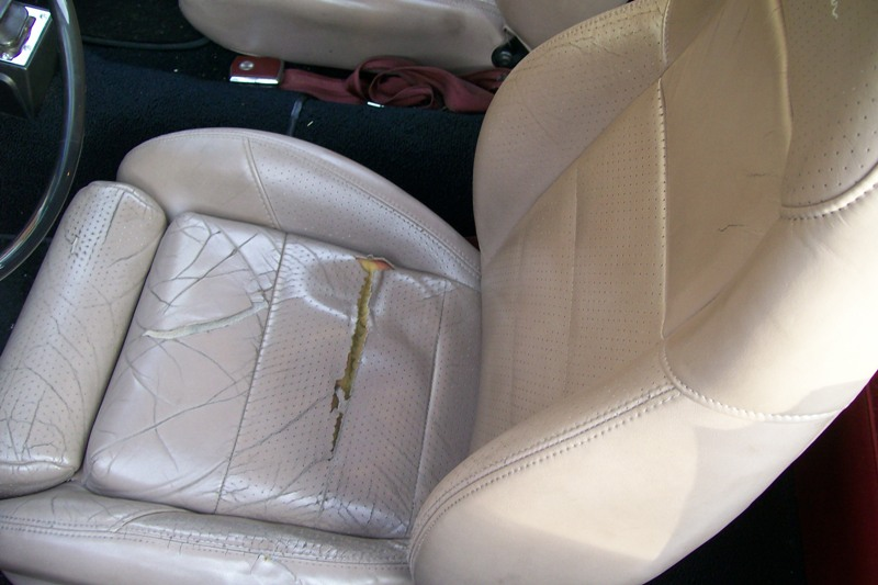 Ford Explorer Bucket Seats In My Torino Need Upholsty Fixed Ford Muscle Forums Ford