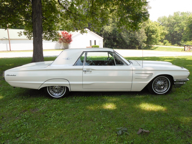 click image for larger version name 1965 ford thunderbird white 6