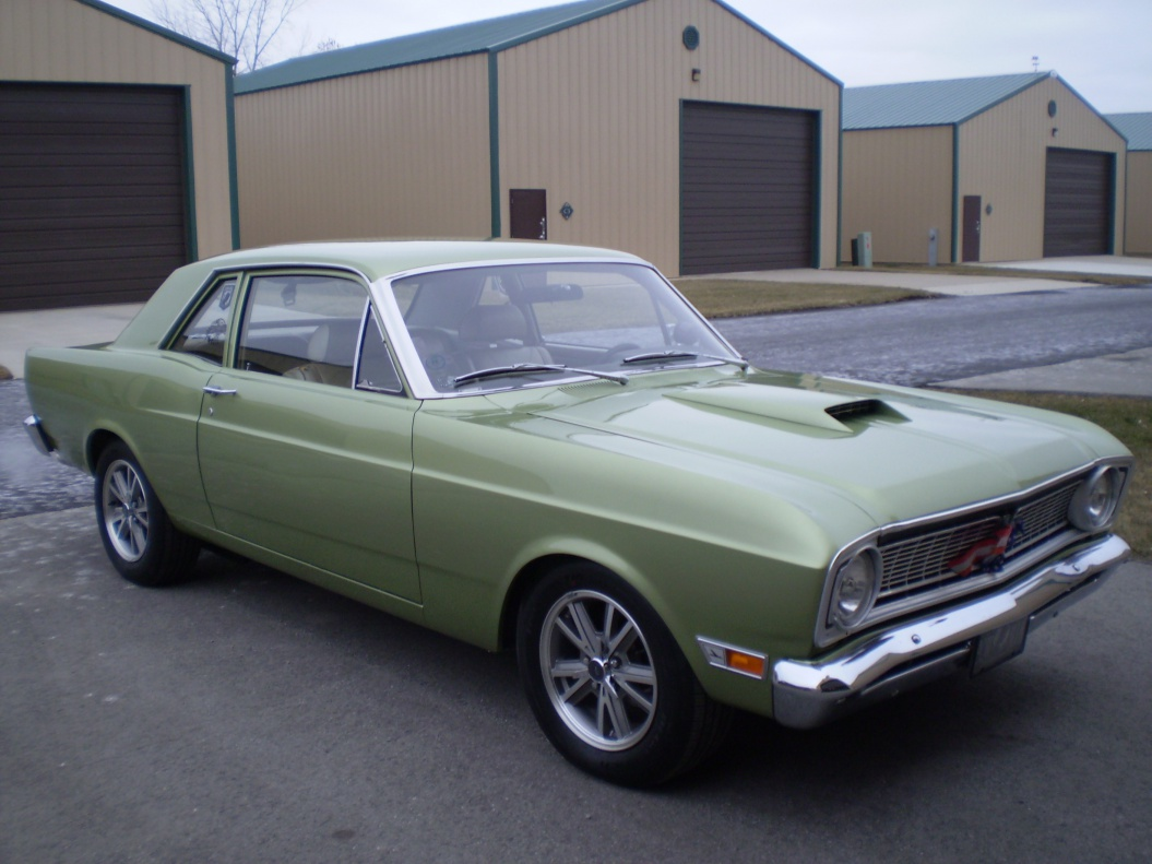 1970 falcon find - Ford Muscle Forums : Ford Muscle Cars Tech Forum