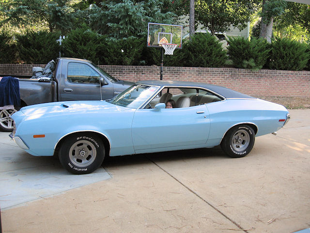1972 Ford Torino Road Racer Or Street Machine Ford