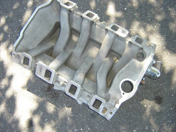 FE Edelbrock X-F66 crossram for sale - Ford Muscle Forums : Ford