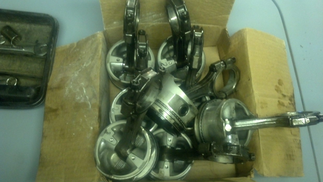 Seattle Car Auction >> 302 rotating assembly - Ford Muscle Forums : Ford Muscle ...