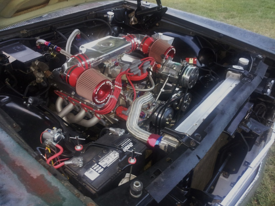 Need Help With Engine Bay Paint Ford Muscle Forums