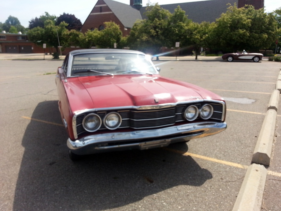 68 Mustang For Sale >> For Sale: 68 Mercury Montego MX Cyclone Package - Ford ...