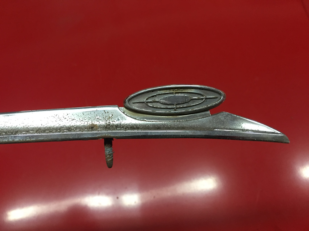 Falcon hood ornament - Click Image For Larger Version Name 2016 02 22 19 51 05
