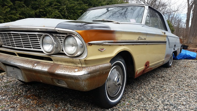 1964 Fairlane Sports Coupe Parts Car - Ford Muscle Forums