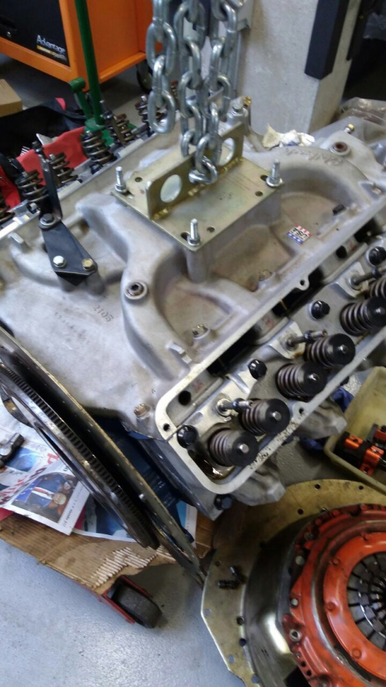 Ford Racing Parts >> Replacement for FORD FE 390 ENGINE (Mustang 1967) - HELP ...