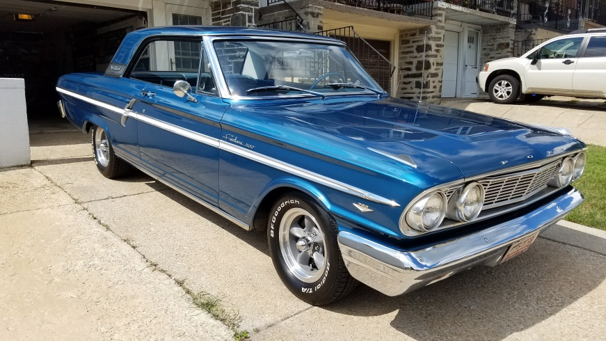 New to this forum  Found a nice 64 Fairlane!! - Ford Muscle Forums