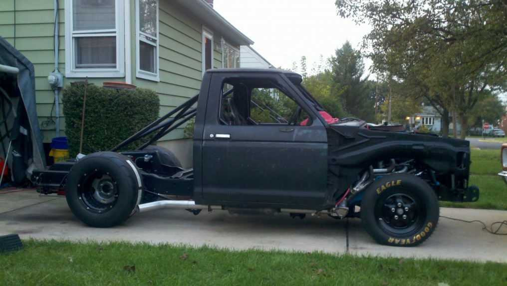 1968 Ford Truck >> 85' 351c powered Ranger(partial roller) - Ford Muscle Forums : Ford Muscle Cars Tech Forum