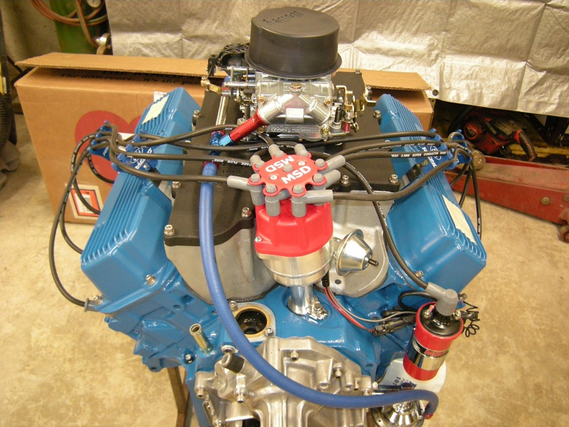 D Stroked C Ci Bud Moore Intake Dec House Engine