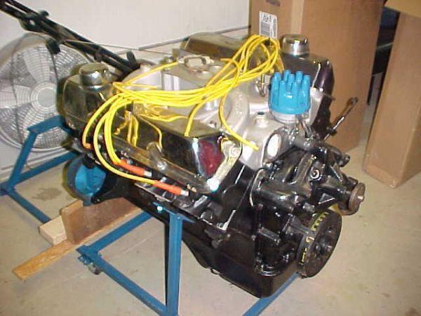 prison break 390/445ci stroker Build - Ford Muscle Forums