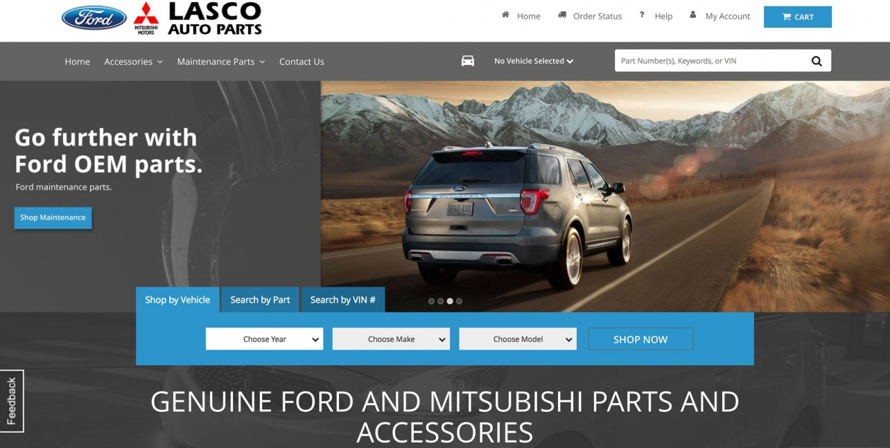 Exclusive Ford Muscle Member Discounts on Genuine Ford Parts