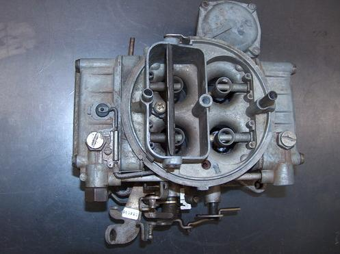 Ford Muscle Cars >> Holley carb primary bowl with vent on top? - Ford Muscle Forums : Ford Muscle Cars Tech Forum