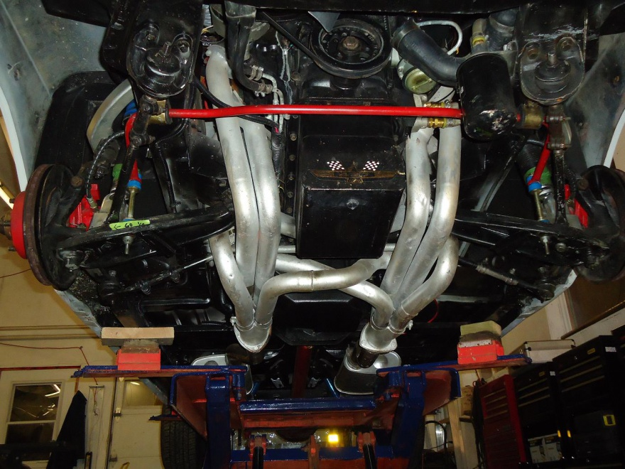 Tacoma Back Pages >> modified '64 suspension - Ford Muscle Forums : Ford Muscle Cars Tech Forum