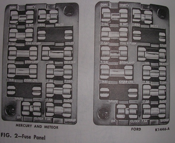 fader wiring diagram ford on 1964 galaxie fuse box - wiring diagram  home on