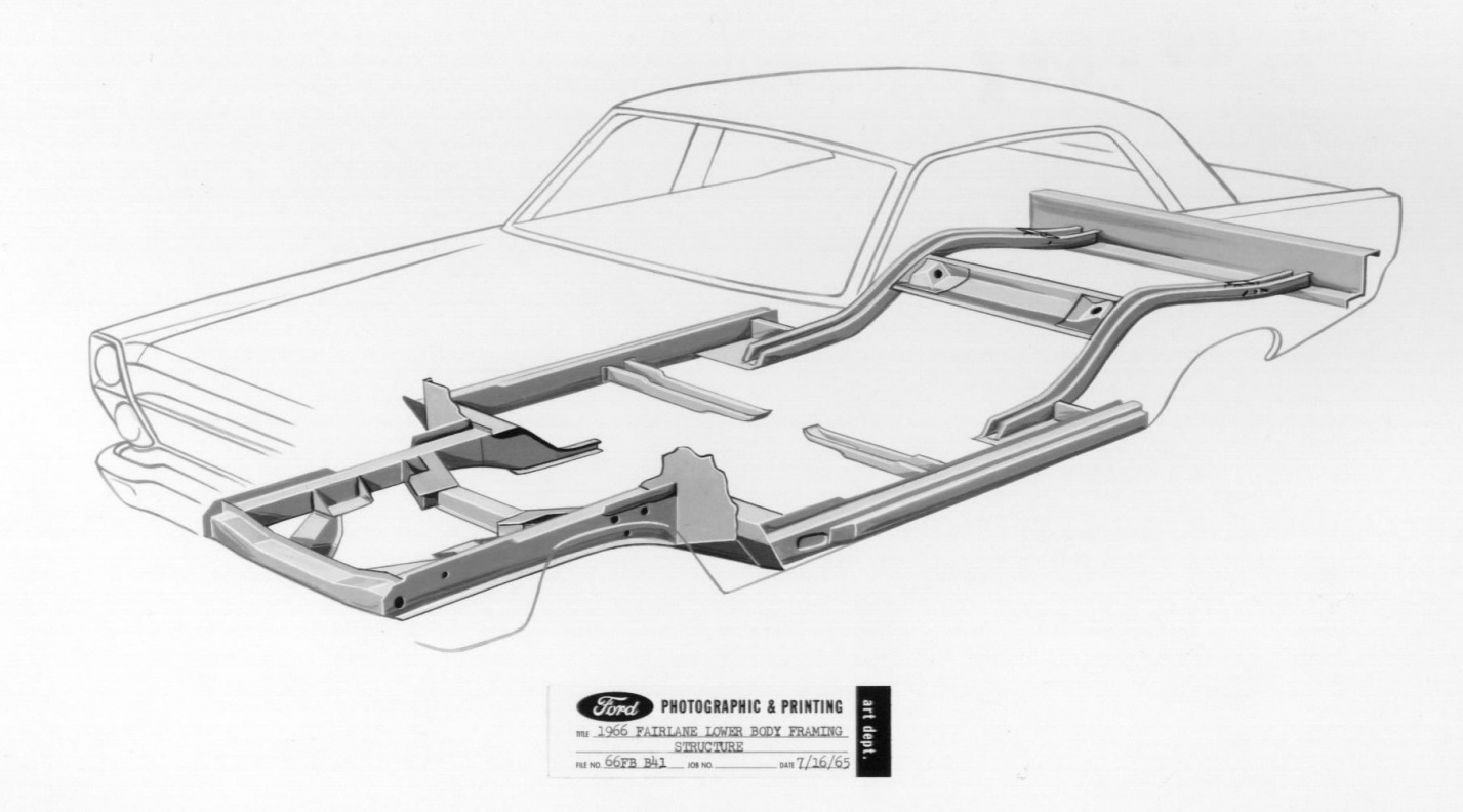 1969 Torino Front Frame Question - Ford Muscle Forums : Ford Muscle ...