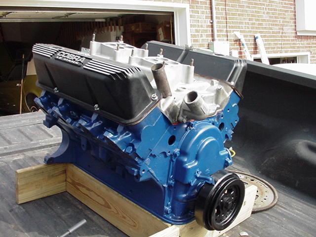 D Wood Engine Cradle Gt Bf