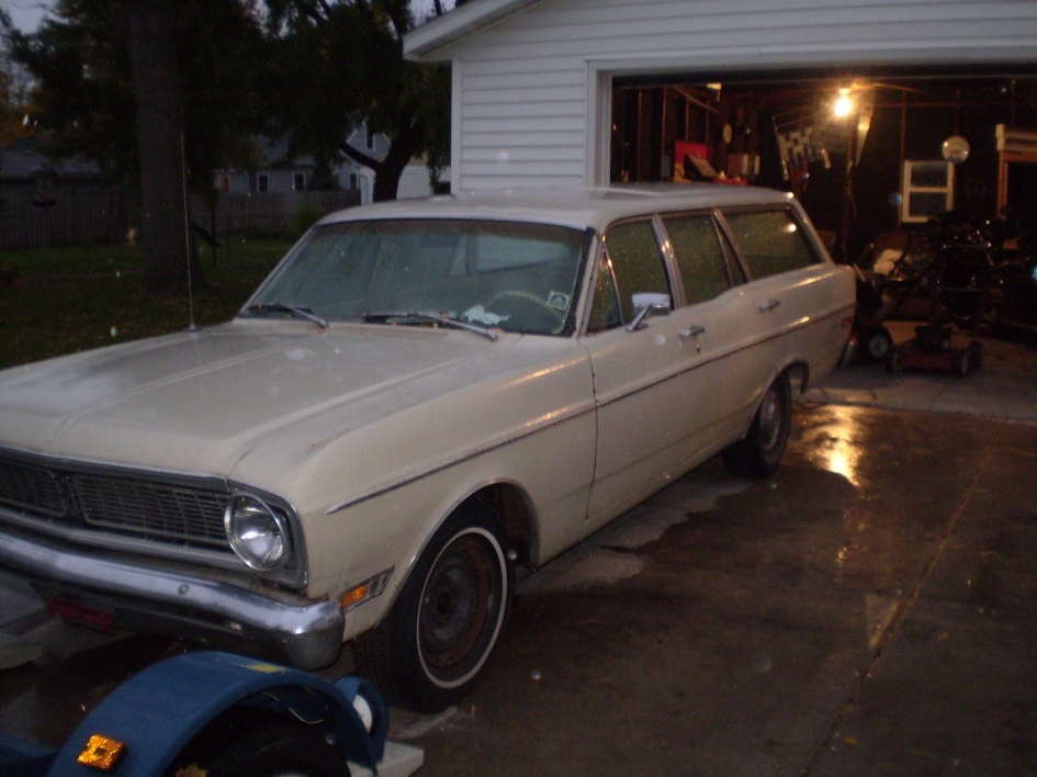 Crown Victoria swap into late Falcon/Fairlane/Torino? - Ford Muscle