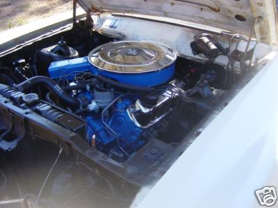 D C Stock Air Cleaner Holley Demon Cyclone