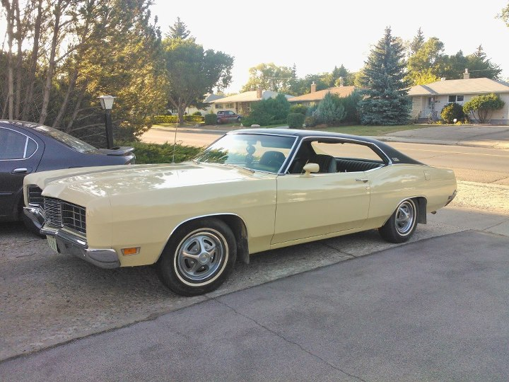 How Much To Repaint A Car >> My first Ford 70 XL Sportsroof!!! Love this car! - Ford Muscle Forums : Ford Muscle Cars Tech Forum