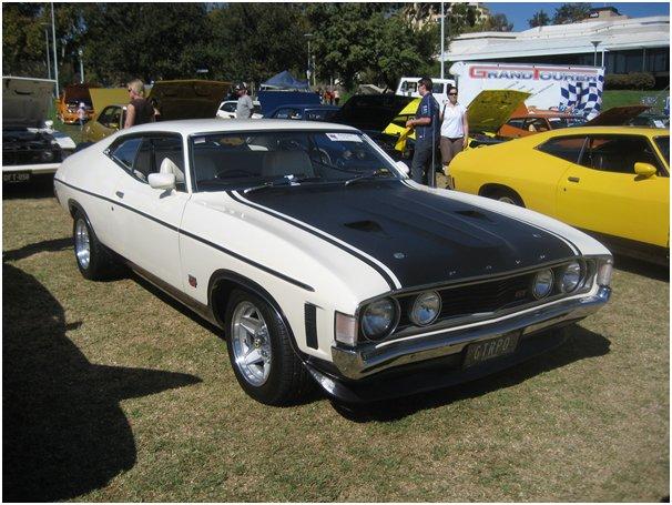 1972 Falcon XA GT 351 - Are they any good - Ford Muscle ...  1972 Falcon XA ...
