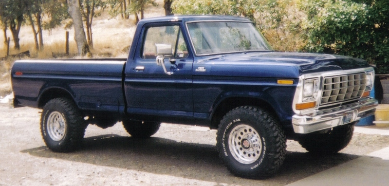 My 1978 F250 Ranger Lariat Restoration Ford Muscle