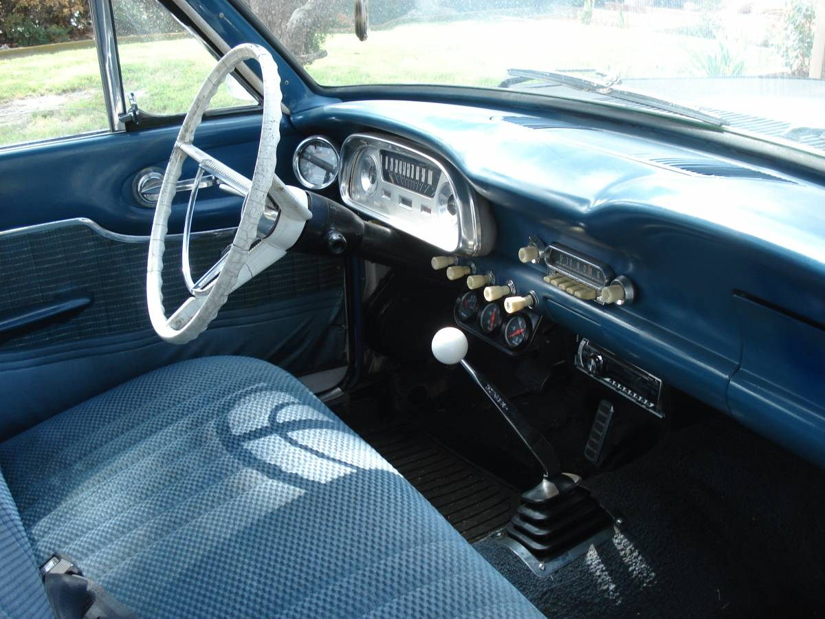 1960 Ford Falcon 200ci - Ford Muscle Forums : Ford Muscle ...