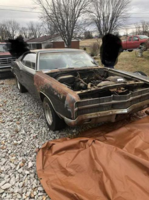 WTB 1969 Ford XL Fastback parts - Ford Muscle Forums : Ford
