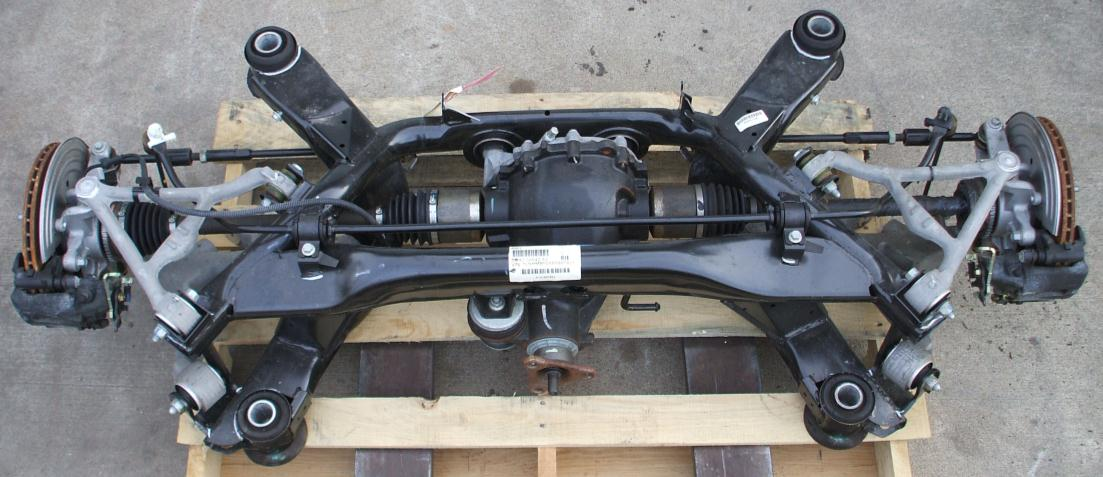 New Thunderbird   Lincoln    LS rear axle assembly     Ford    Muscle Forums      Ford    Muscle Cars Tech Forum