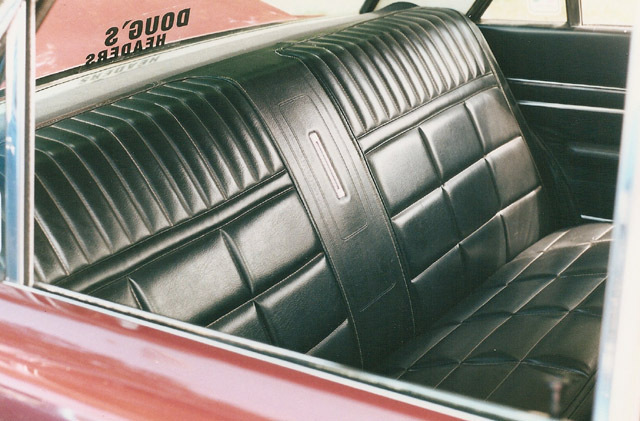 My 1964 Mercury Comet Caliente...-backseat.jpg