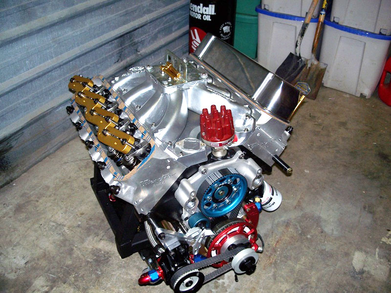 528 CID Big Block Ford Engine Build - Ford Muscle Forums