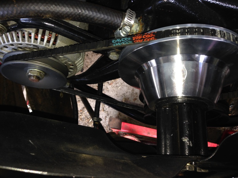 Low rpm 390 stroker advice - Page 2 - Ford Muscle Forums : Ford