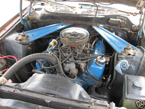 351c timing, short rough idle - Ford Muscle Forums : Ford