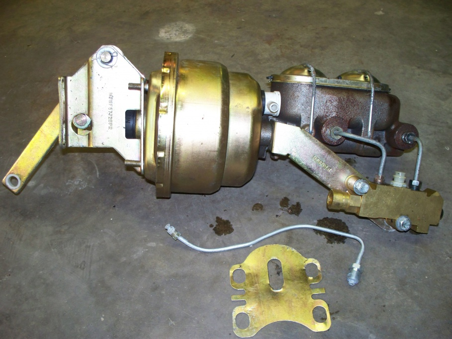 Which Aftermarket Brake Booster Mc Combo For 64 Galaxie Brakebooster Jpg
