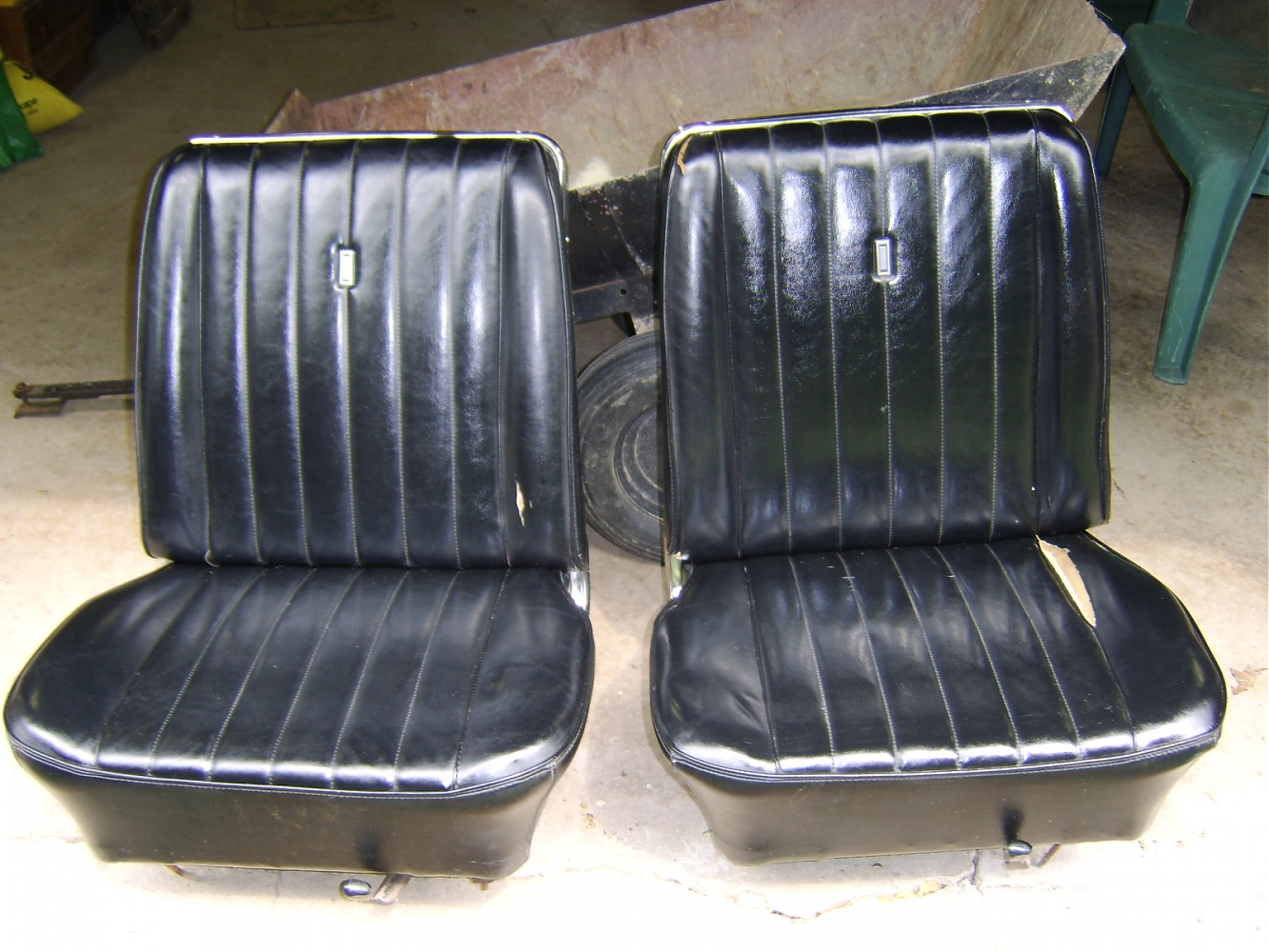 66 67 Comet Bucket Seats For Sale Ford Muscle Cars Tech Forum