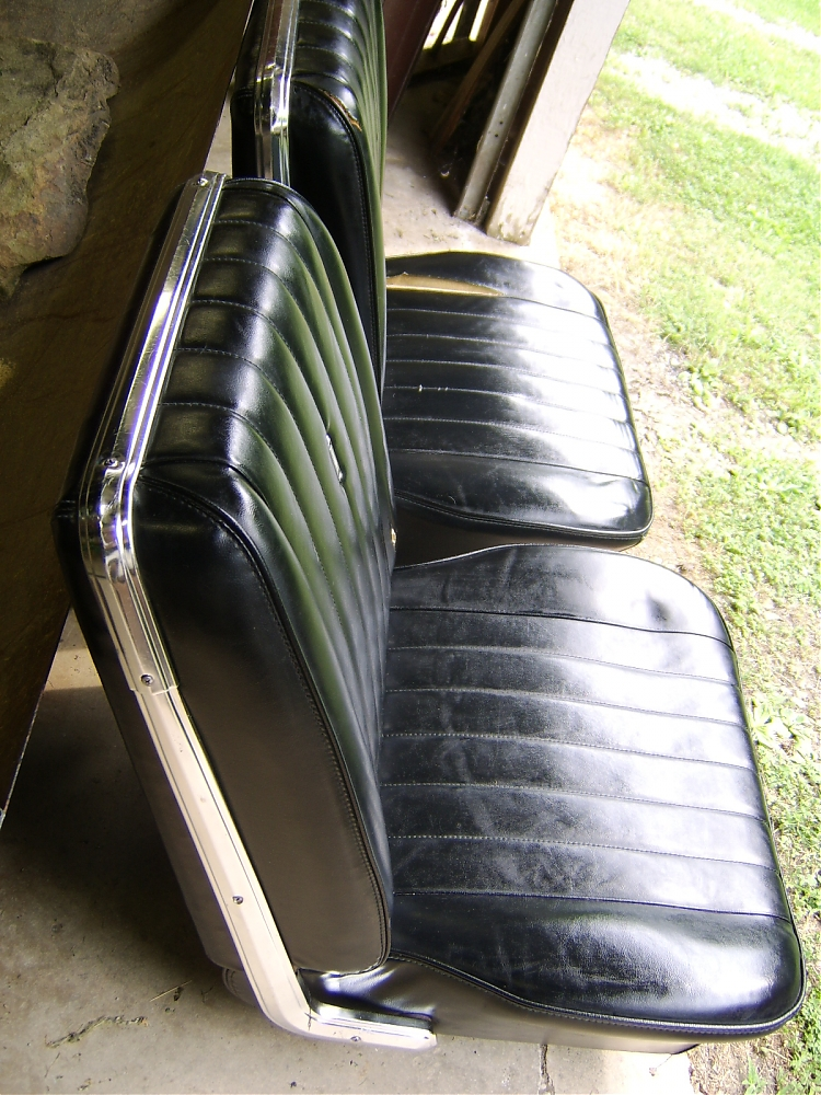 Can Am Bench Seat