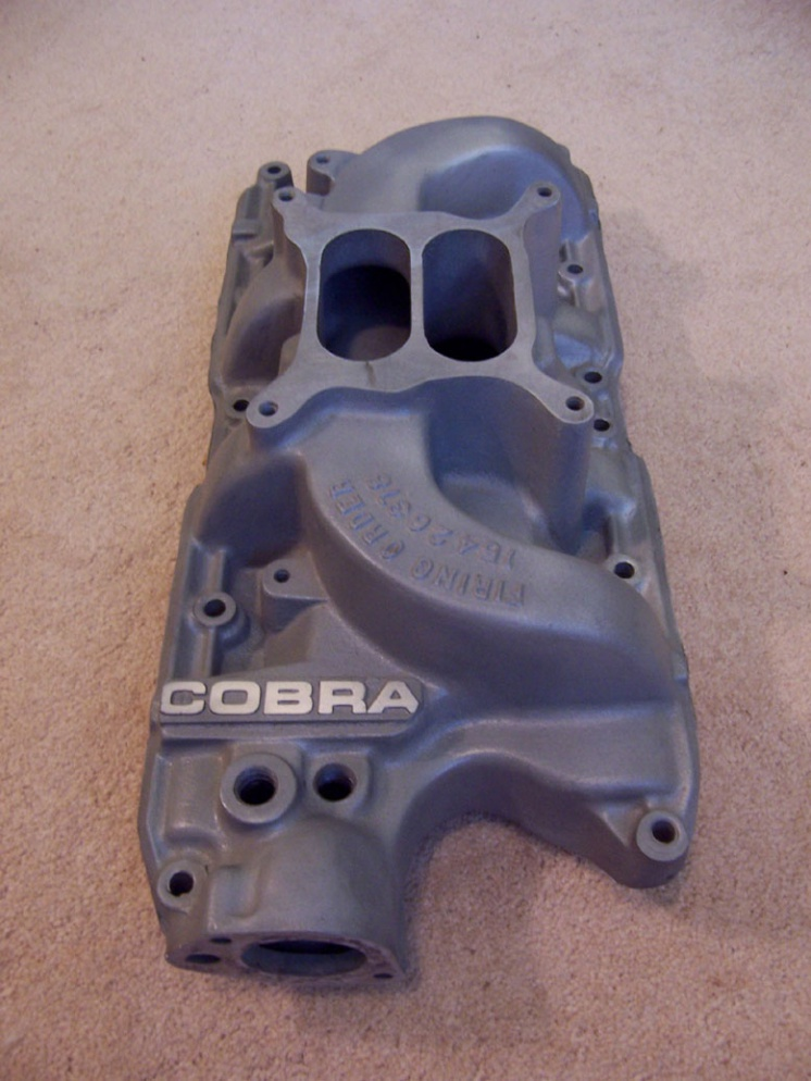 Opinions On Best Overall Intake Sbf Page 2 Ford Muscle