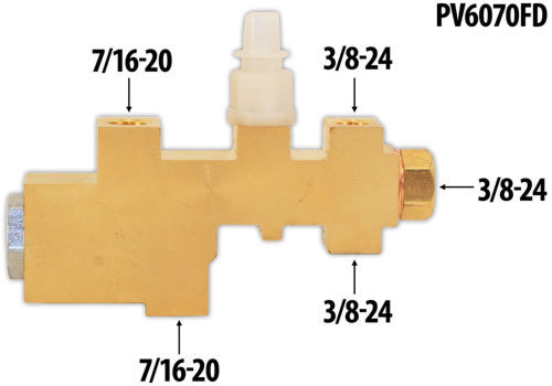 ford proportioning valve diagram pictures to pin 66 77 early ford bronco disc brake proportioning valve diagram short 500x350