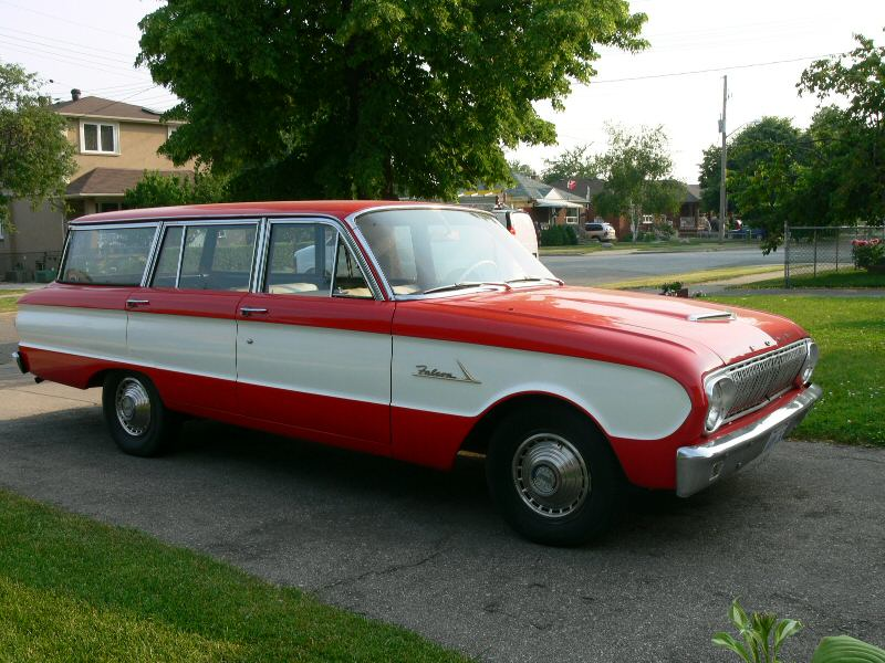 Dodge Dart Forums >> 62 falcon wagon - Ford Muscle Forums : Ford Muscle Cars Tech Forum