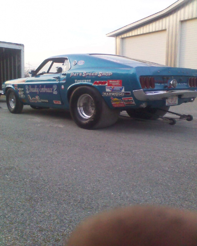 1969 Mustang Mach 1 Curb Weight