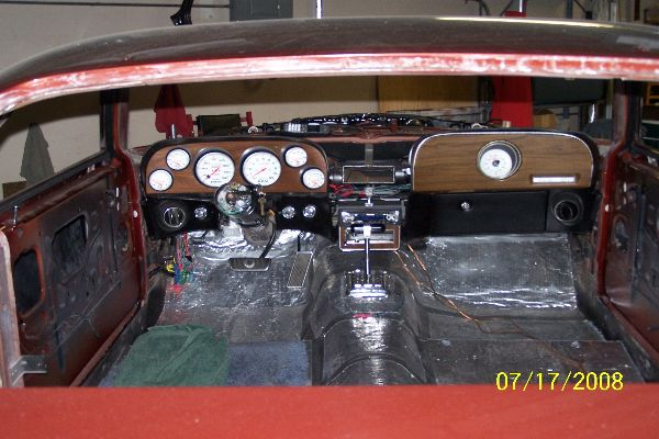Classic Instrument 69 70 Panel Gauge Set Ford Muscle Cars Tech Forum