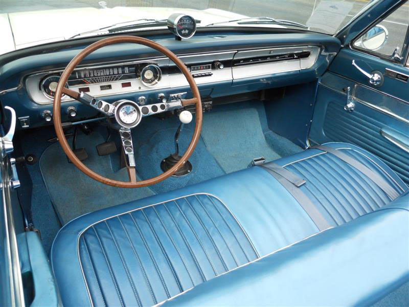 The Proper 65 Falcon Bench Seat Ford Muscle Forums
